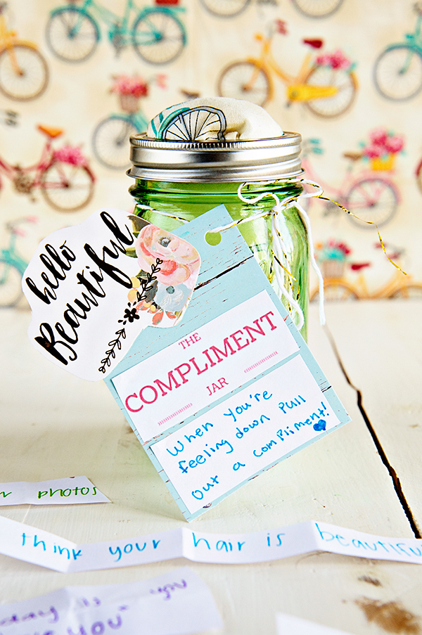 How To Make A Compliment Jar
