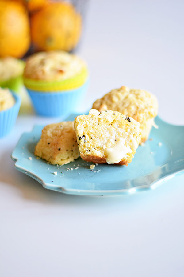 Lemon Poppyseed Muffin Recipe