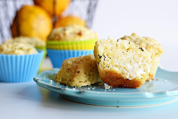 Lemon Poppyseed Muffins Recipe